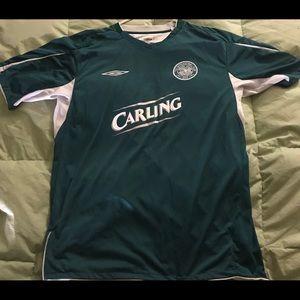 Mint Condition Umbro Celtic Jersey
